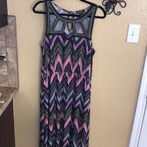 Dresses & Skirts - Plus size Sleeveless Maxi dress stretch material